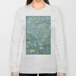 Almond Blossoms Long Sleeve T-shirt