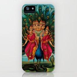 Hindu Art iPhone Case