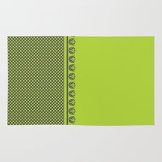 Chartreuse Spring Rug