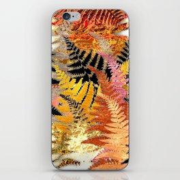 Ferns iPhone Skin