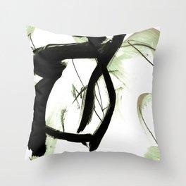 bs 3 Throw Pillow