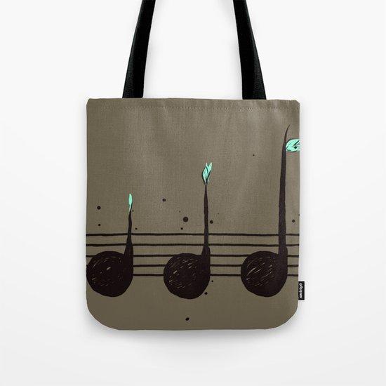 Biosphere Orchestra Tote Bag