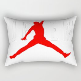 supreme jordan Rectangular Pillow