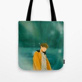 Euphoria Jungkook Tote Bag