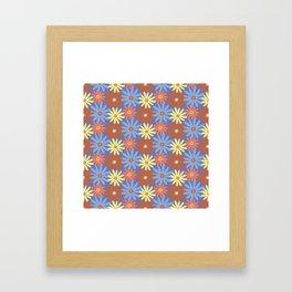 Daiseez-Happy Colors Framed Art Print