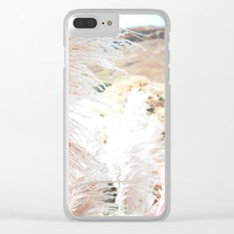 Sea Side Cliffs vol2 Clear iPhone Case