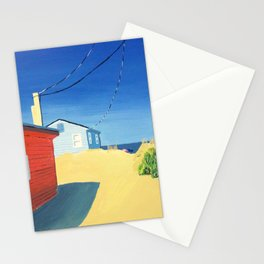 East Small Street Beach Access Stationery Cards