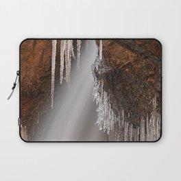 Stream of Frozen Hope Laptop Sleeve