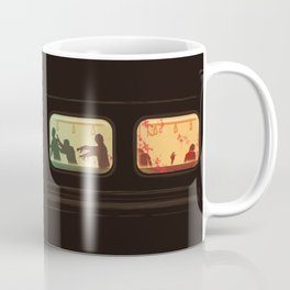 Ground Zero - Zombie Subway Coffee Mug