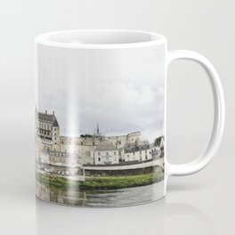 Amboise from the river Coffee Mug