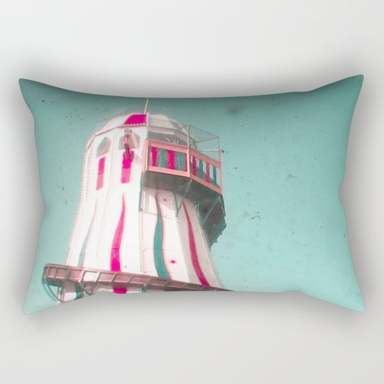 Helter Skelter Rectangular Pillow