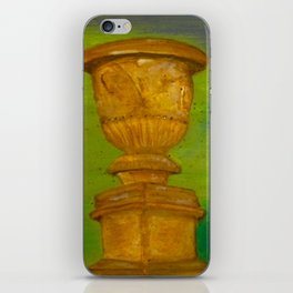 Peace Urn iPhone Skin