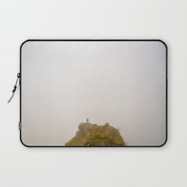 The edge of the world Laptop Sleeve