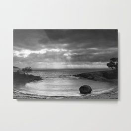 Honeymoon Bay  Metal Print