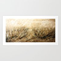 dune Art Prints featuring Dune by woman