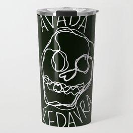 Avada Kedavra Travel Mug