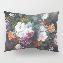 Bohemian Floral Space Craft Pillow Sham