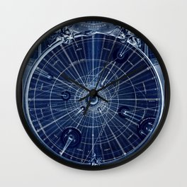 Celestial Map of the Universe Wall Clock