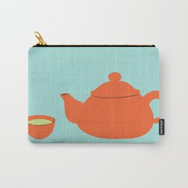 Tea invitation Carry-All Pouch