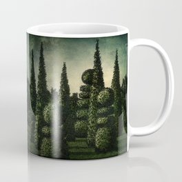 Secret Moonrise Garden Coffee Mug