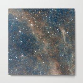 Space 10 Metal Print