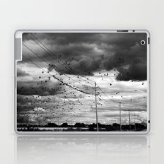 Moody Birds Laptop & iPad Skin
