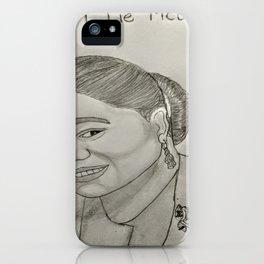 Hattie McDaniel by Ryan Reynolds iPhone Case