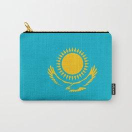 Kazakhstan Flag Carry-All Pouch