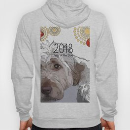 Year of the Dog - Fluffy Hoody