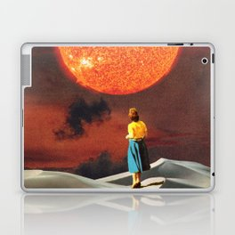 Your Heart Is The Sun Laptop & iPad Skin