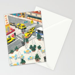 Meat Packing District NYC  Stationery Cards