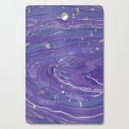 Purple Agate Cutting Board