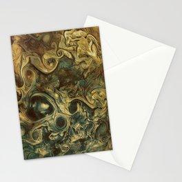 Jupiter's Clouds 2 Stationery Cards