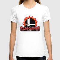 nintendo T-shirts featuring Nintendo Smashers by Alecxps