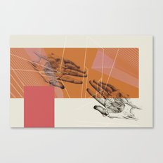 HUMAN RACE / HANDS Canvas Print