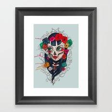 Mexican SK Framed Art Print