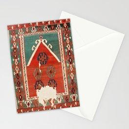 Kula West Anatolian Niche Kilim Print Stationery Cards