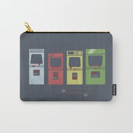 Arcade Machines Carry-All Pouch