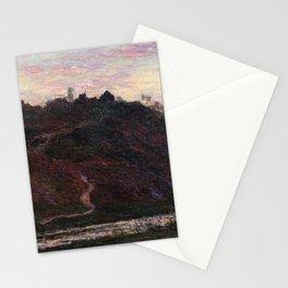 Village - Claude Monet Stationery Cards