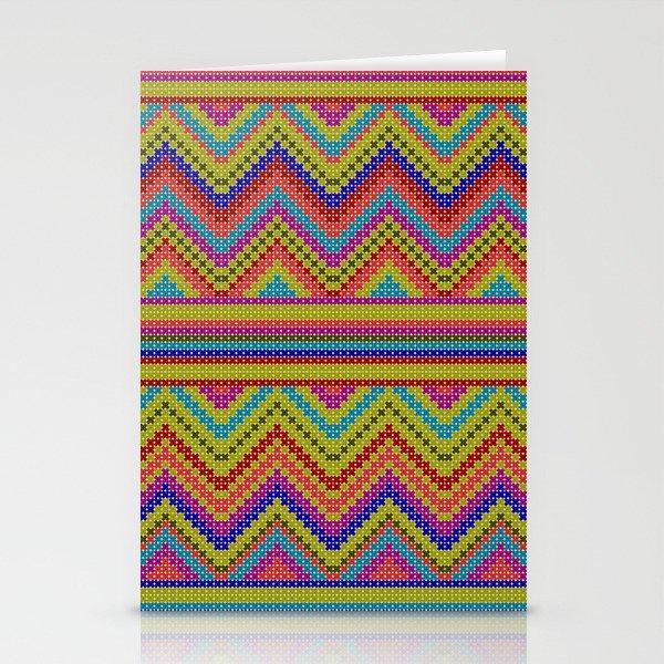 ziggy-zag x-dust Stationery Cards