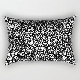 Pattern 42 - Intricate Exquisite Pattern Art Prints Rectangular Pillow