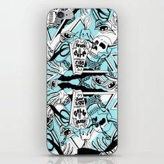 Crash & Burn iPhone & iPod Skin