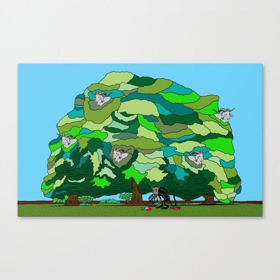 """""""Fade"""" by Steven Fiche Canvas Print"""