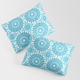 Morocco (Teal) - by Kara Peters Pillow Sham