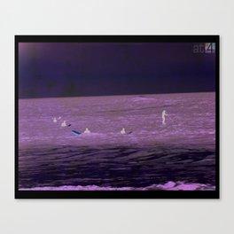 SEA AT4 Canvas Print
