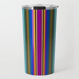 Serape Gold Travel Mug