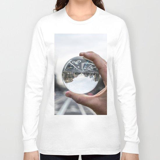 That Upside Down Feeling Long Sleeve T-shirt