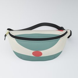 Red Dot Bowls Fanny Pack