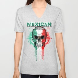 To The Core Collection: Mexico Unisex V-Neck