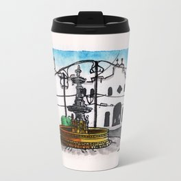 Philippines : Carriedo Fountain Travel Mug